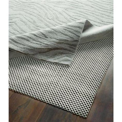 rug runner pad safavieh martha stewart white 2 ft x 8 ft rug runner rug pad msp111 28set2 the home depot