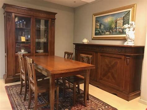 bassano mobili prezzi sala da pranzo completa stile bassano a prezzo ribassato