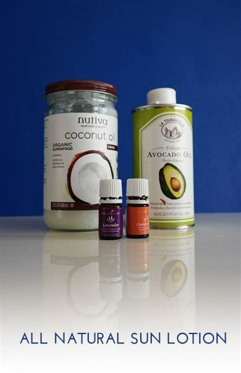 diy tanning with essential oils diy sun lotion with essential oils skimbaco lifestyle magazine