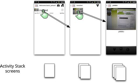 android pattern split android tablet ui patterns split view dzone mobile