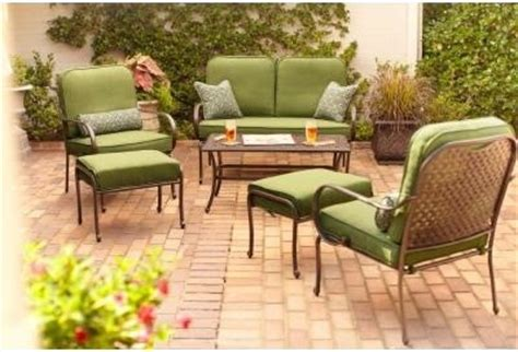 hton bay patio tables fall river 4 patio seating