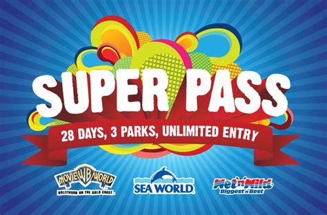 theme park year pass gold coast gold coast theme parks passes