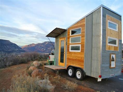 buy tiny house on wheels the durango tiny house on wheels is a minimalist traveler s dream come true