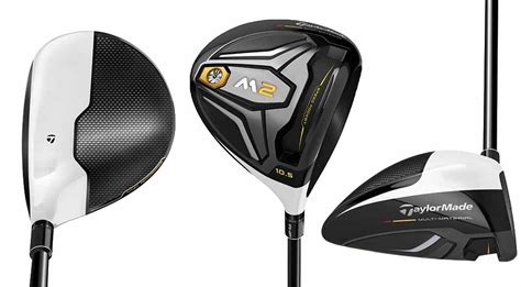 Taylormade M2 10 golf drivers for distance and forgiveness 2016
