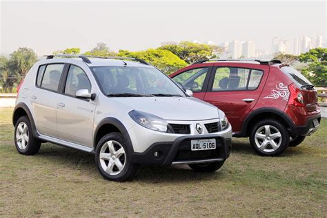 2011 Renault Sandero Stepway Pictures Information And