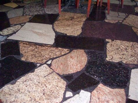 Interesting Granite Floor   Ardsley NY 10502