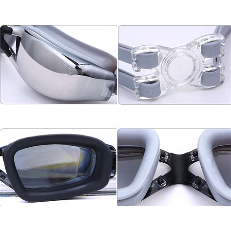 Kacamata Renang Anti Fog Uv Protection kacamata renang minus 3 0 anti fog uv protection g7800m