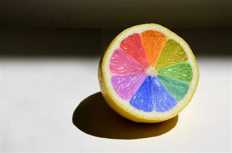 lemon color wheel by door creative color creative colors and wheels
