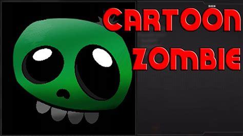 zombie emblem tutorial cartoon zombie black ops 2 emblem tutorial youtube