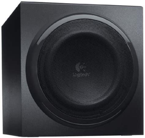 Speaker Logitech Z906 5 1 Speakers Dolby Thx Certified logitech z906 5 1 surround sound speaker system thx