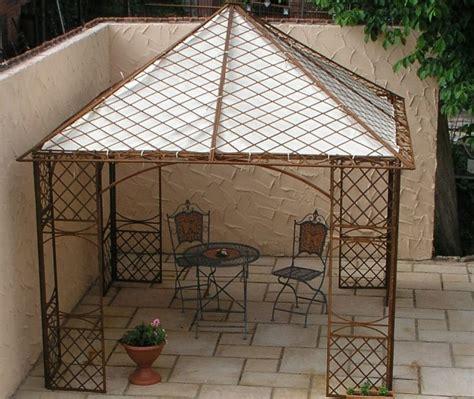 pavillon gross pavillion metall pavillon pavilion laube schmiedeeisen
