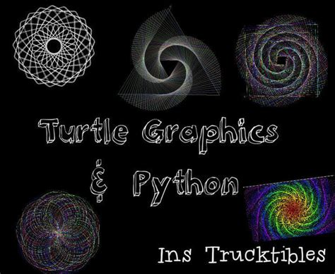tutorial python graphics easy designs turtle graphics python 4 steps with pictures