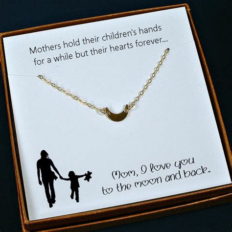meaningful mom gifts mom necklace birthday mother s day