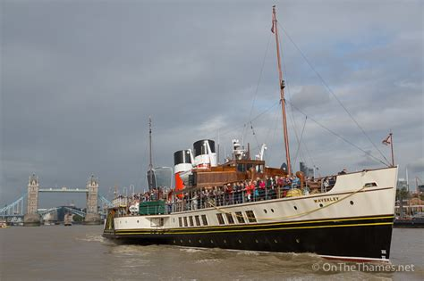 thames barrier lifting waverley arrives on the thames for 2017 season on the thames