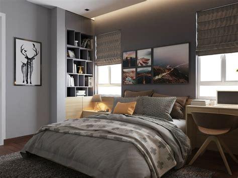 chambre a coucher grise chambre 224 coucher grise parce que le gris c est chic