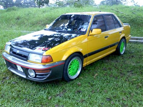 how make cars 1989 ford laser electronic toll collection zared 1989 ford laser specs photos modification info at cardomain