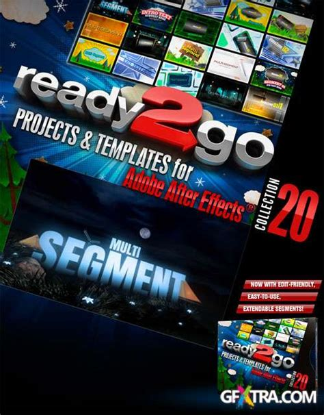 Digital Juice Ready2go Collection 20 Projects Templates For After Effects 187 Vector Digital Juice Templates