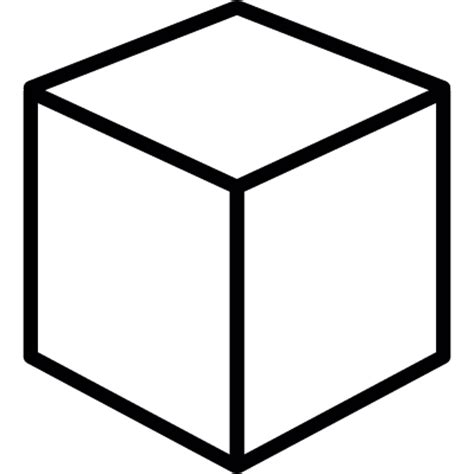 isometric perspective cube ⋆ free vectors, logos, icons