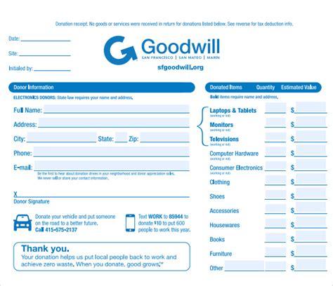 donation receipt letter charitable donation receipt template free