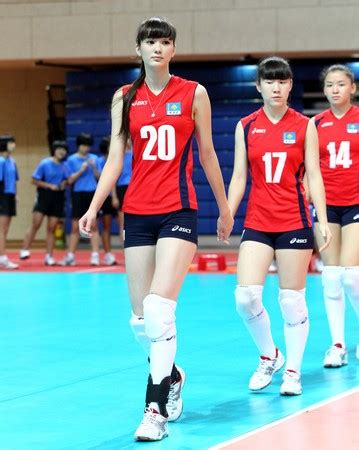 kazakhstan women's volleyball players are complaining