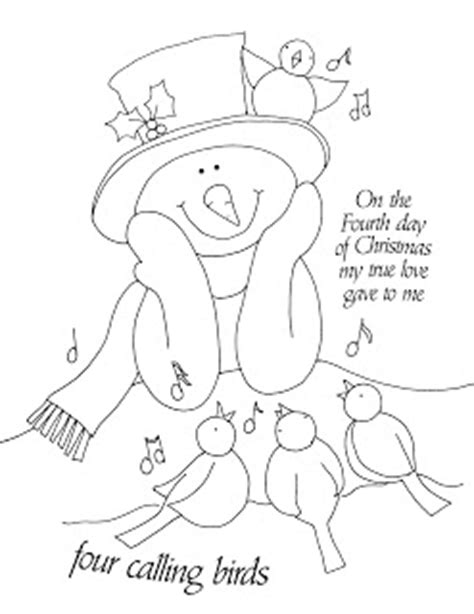 free dearie dolls digi stamps: on the fourth day of