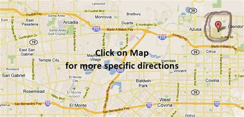 citrus college map bishop amat