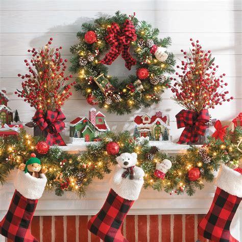 traditional christmas decorations to make decorating ideas mantel decor improvements