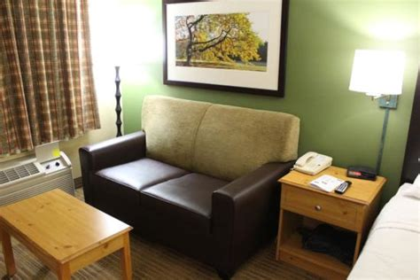 couch seattle reviews sofa picture of extended stay america seattle