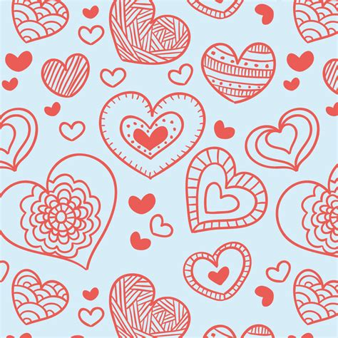 valentines day pattern freebie 15 s day patterns hongkiat
