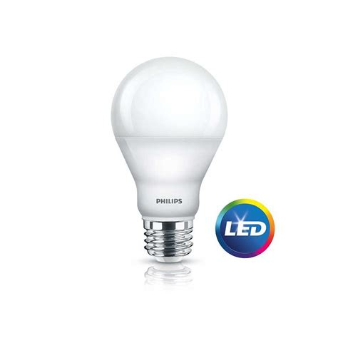 Philips A19 Led Light Bulb Philips Led Dimmable Light Bulb A19 Daylight 60 We
