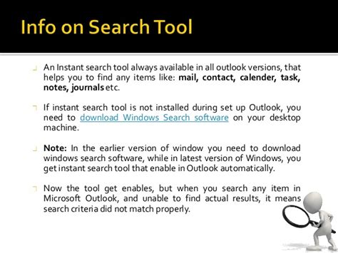 Outlook Not Searching Emails Properly How To Find Email In Outlook