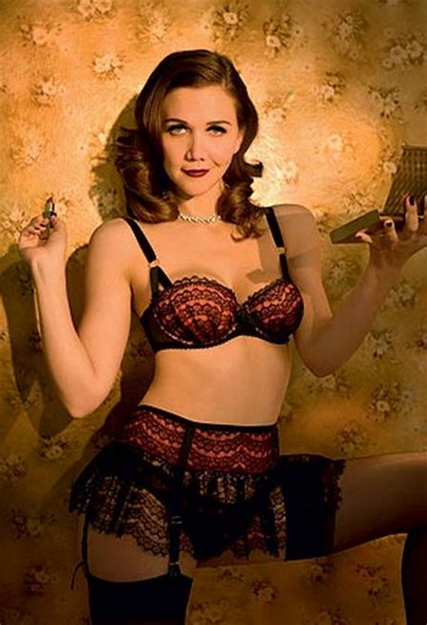 Maggie Gyllenhaal For Provocateur by Provocateur Maggie Gyllenhaal
