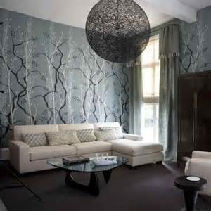 Living Room Wallpaper Ideas Grey Style Living Room Housetohome Co Uk