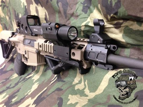 AR15 In MagPul Flat Dark Earth   Toms Custom Guns