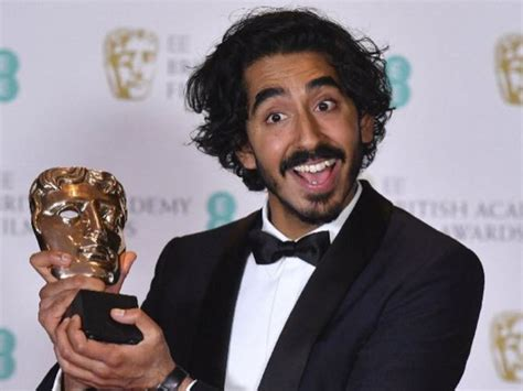 Best Supporting Actor Also Search For Dev Patel Grabs The Best Supporting Actor Award At Bafta 2017 Filmibeat