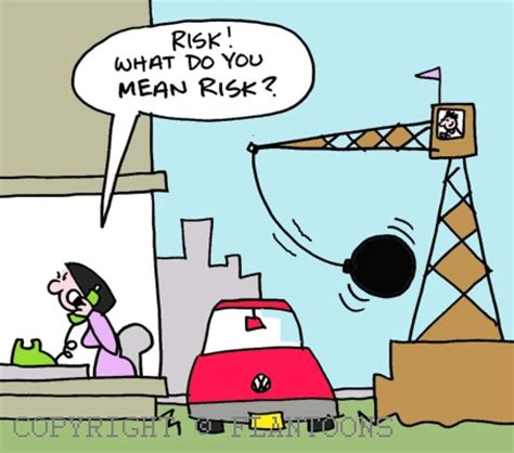 risk management cartoons