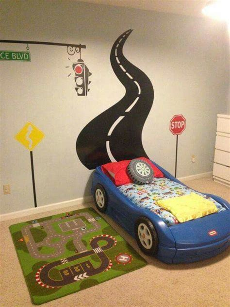 cars bedroom theme 25 best ideas about garage theme bedroom on
