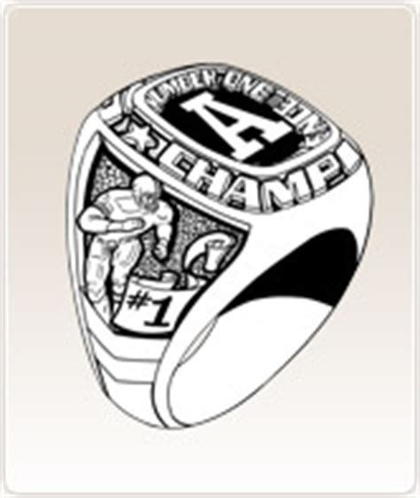 Design Your Company Ring Or Organization Custom Awards Jewelry Logold Chionship Ring Design Template