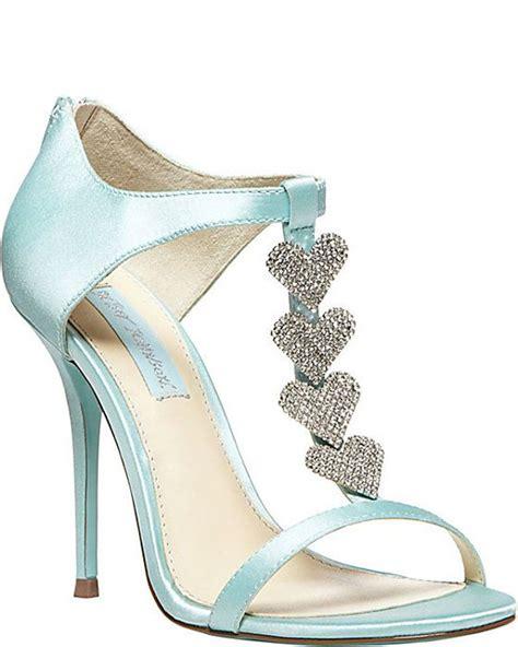 Wedding Shoes Betsey Johnson betsey johnson blue wedding shoes ipunya