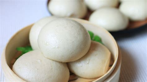 how to make a chinese bun out of yarn chinese bread buns mantou 馒头 youtube