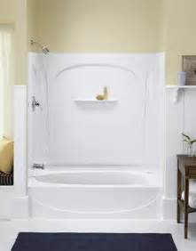 tub shower combo casual cottage