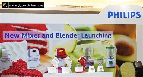 Philips Hr1559 Mixer Alat Pengaduk philips launching event new mixer blender