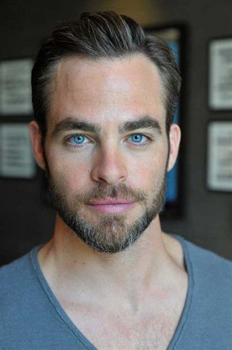 Chris Pine Hairstyle by 50 Trendy Hairstyles For Mens Hairstyles 2018