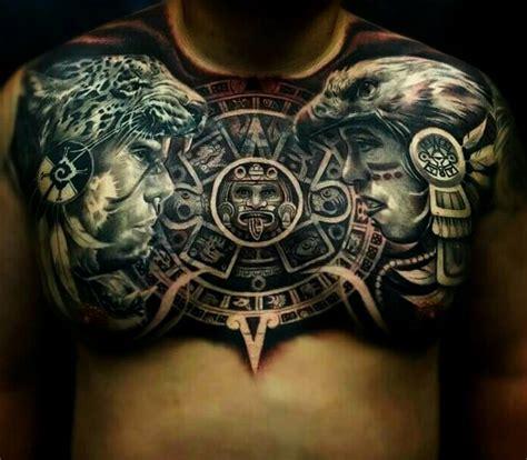 imagenes de aztecas en 3d tattoos de simbolos aztecas pictures to pin on pinterest