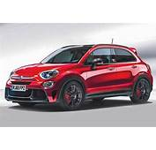This Autocar Image Shows How The Abarth 500X Could Look