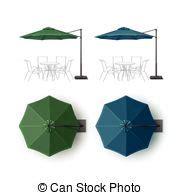 Patio Umbrella Vector Patio Umbrella Vector Clip Illustrations 124 Patio