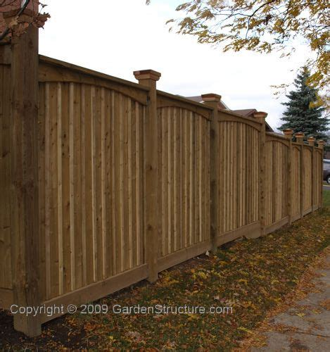 types of privacy fences for backyard 25 best ideas about fence styles on pinterest front