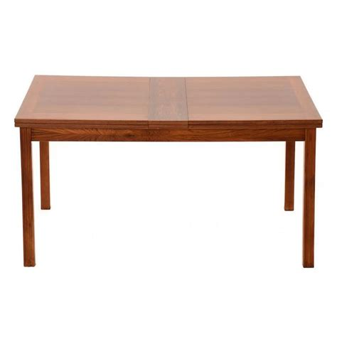 extension dining table modern modern rosewood dining extension table at 1stdibs