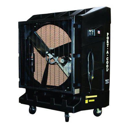 cool air fans walmart port a cool pac2k482s 48 in two speed fan walmart com