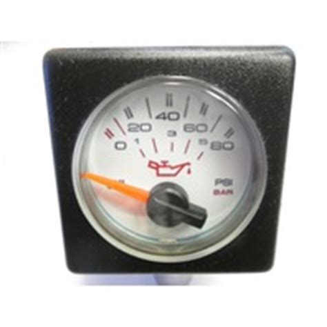 boat gauges square cs0263 faria bayliner oil psi gauge green bay propeller